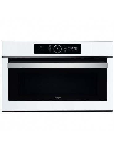 whirlpool Micro-ondes encastrable 30l 1000w inox whirlpool