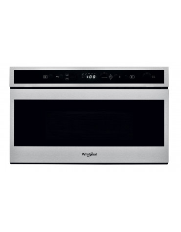 whirlpool Micro-ondes gril encastrable 22l 750w inox whirlpool