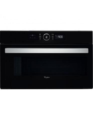 Micro-ondes gril encastrable 31l 1000w noir