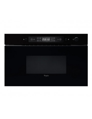whirlpool Micro-ondes grill 22l 750w noir whirlpool