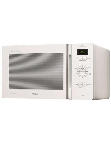 whirlpool Micro-ondes grill 25l 800w blanc whirlpool