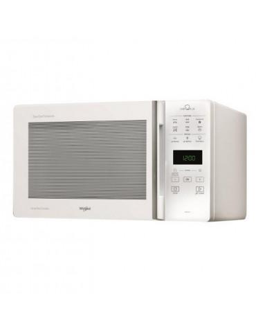 whirlpool Micro-ondes + grill 25l 800w blanc whirlpool