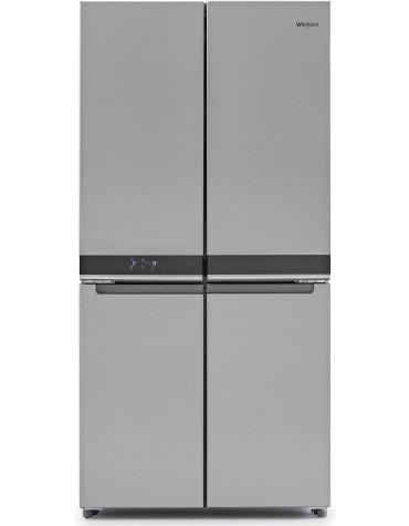 Réfrigérateur américain 91cm 591l a+ nofrost inox