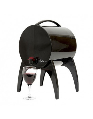 winy bar Fontaine à vin 3l noir winy bar