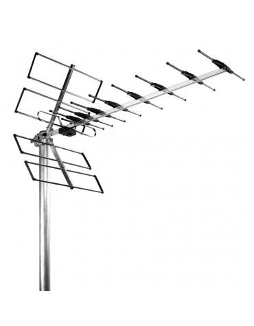 wisi Antenne uhf lte dvb-t wisi