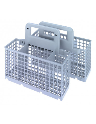 wpro Panier à couverts universel pour lave-vaisselle wpro
