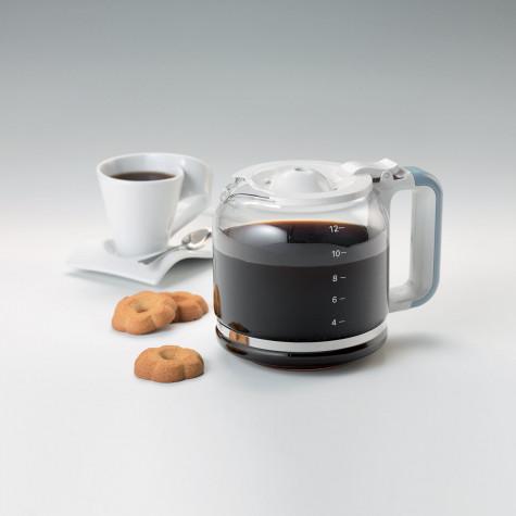 ariete Cafetière programmable 12 tasses 2000w celeste ariete