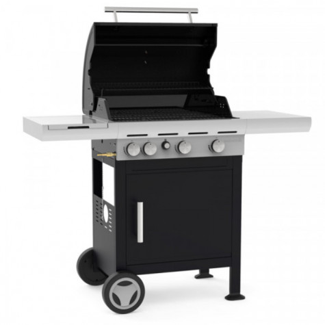 barbecook Barbecue à gaz sur pieds 3 feux 11.4kw barbecook