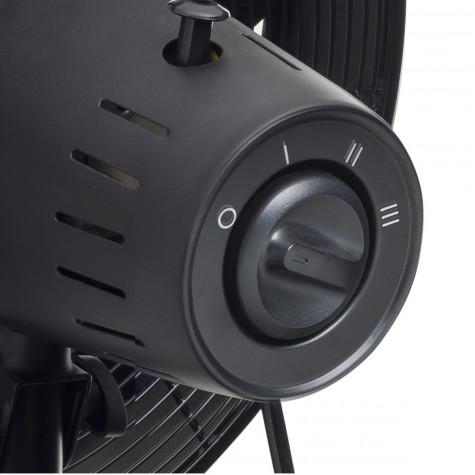 bestron Ventilateur de table 35w 35cm 3 vitesses noir bestron