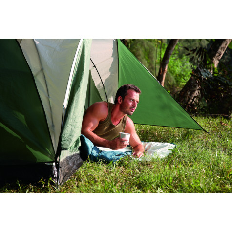 bestway Tente 4 places 240x210cm h130cm bestway