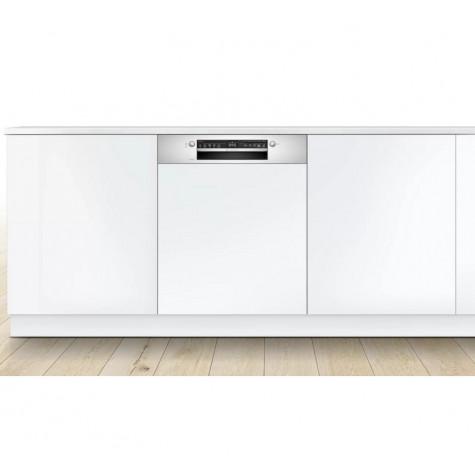 bosch Lave-vaisselle 60cm 12c 48db a+ intégrable avec bandeau bosch