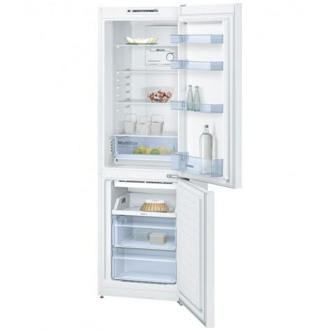bosch Réfrigérateur combiné 60cm 302l a++ no frost blanc bosch