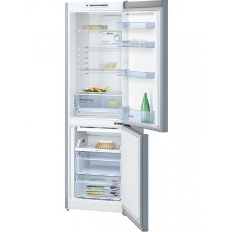 bosch Réfrigérateur combiné 60cm 302l a++ no frost inox bosch