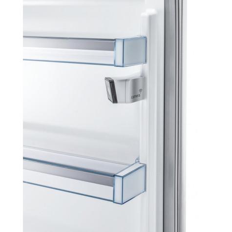 bosch Réfrigérateur combiné 60cm 320l a++ nofrost inox bosch