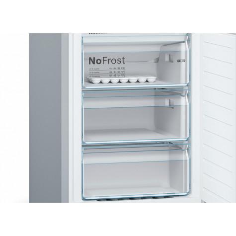 bosch Réfrigérateur combiné 60cm 324l a++ nofrost bosch