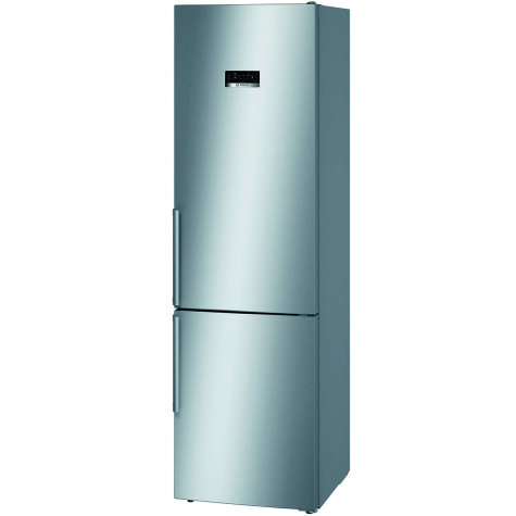 bosch Réfrigérateur combiné 60cm 366l a++ no frost finition inox bosch