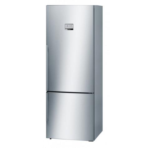 bosch Réfrigérateur combiné 70cm 480l a+++ gris bosch