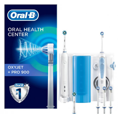 braun Oral-b combiné dentaire complet braun