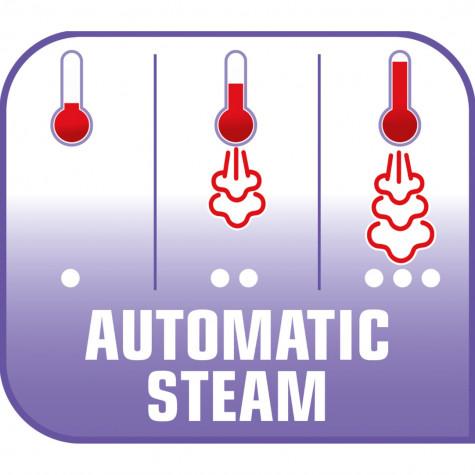 calor Fer à repasser vapeur 2600w 50g/min calor
