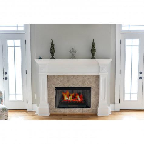 chemin'arte Foyer effet feu pour cheminée existante xl chemin'arte