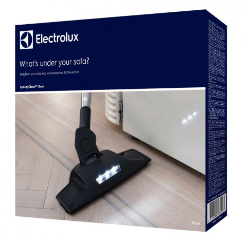 electrolux Brosse extra plate avec led pour aspirateur d.32 mm electrolux