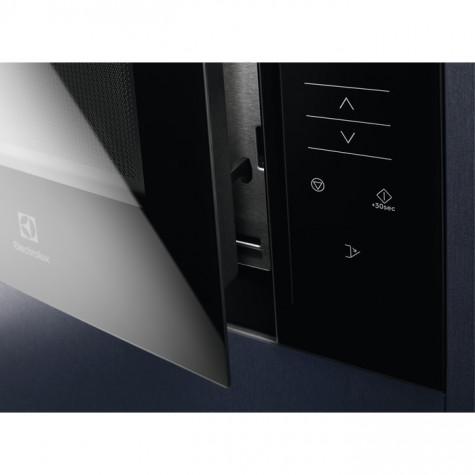 electrolux Micro-ondes encastrable 17l 800w noir electrolux