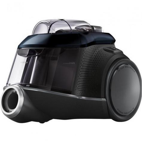 electrolux aspirateur sans sac a+aaa 72db noir/bleu pc91-8stm