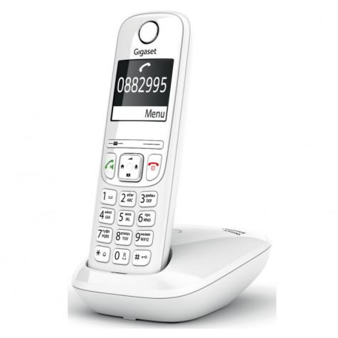 gigaset Téléphone sans fil dect blanc gigaset