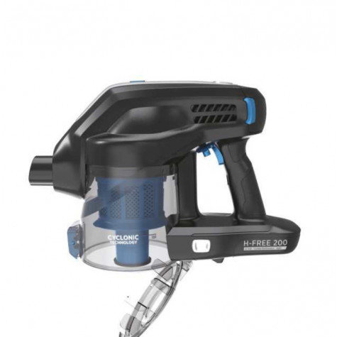 hoover Aspirateur balai rechargeable 22v bleu/noir hoover