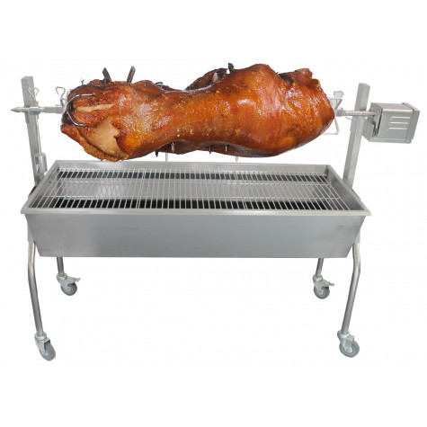 kalorik Barbecue à charbon + rôtissoire kalorik