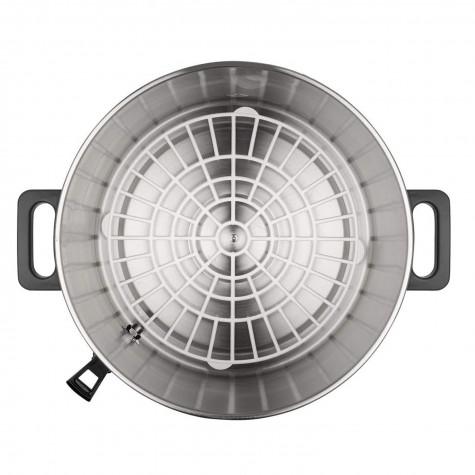 kitchen move Stérilisateur électrique avec robinet et minuteur 31l 2100w écran lcd kitchen move
