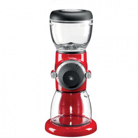 kitchenaid Broyeur à café 200g 220w rouge empire kitchenaid