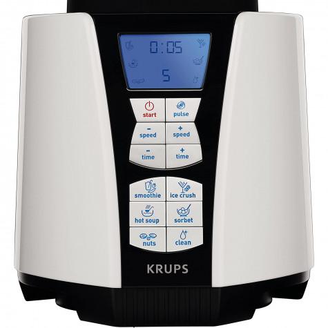 krups Blender 2l 1500w blanc/noir krups