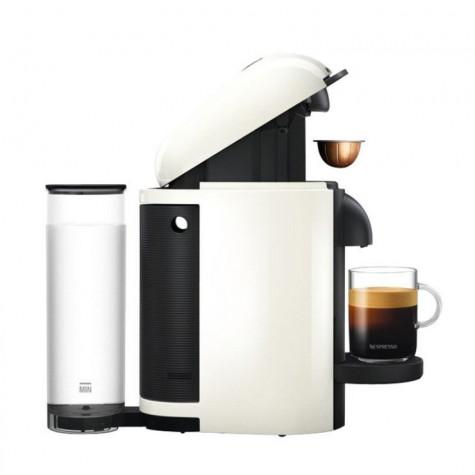krups Cafetière nespresso automatique 9bars blanc krups