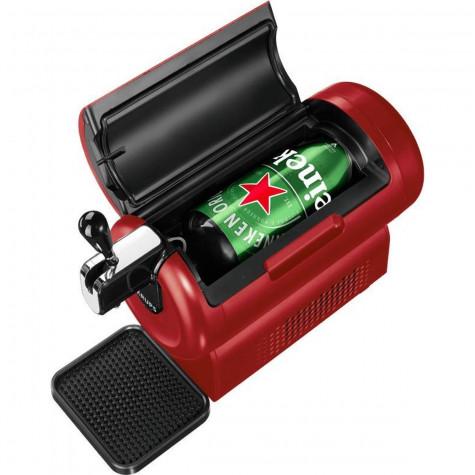 krups Machine à bière 2l rouge krups