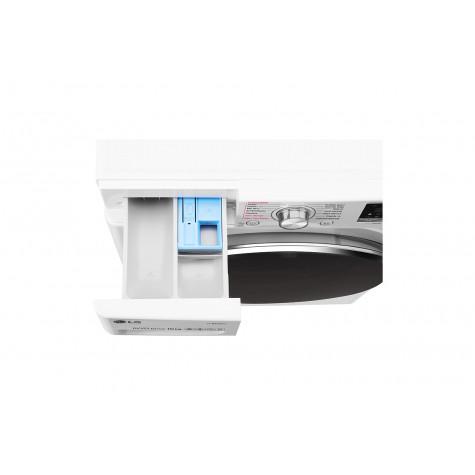 lg Lave-linge frontal 60cm 10kg 1400t a+++ blanc lg