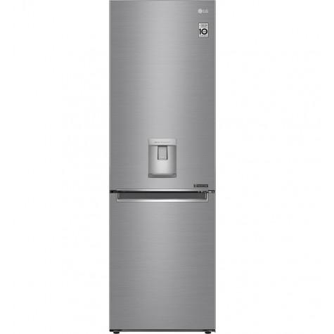 lg Réfrigérateur combiné 60cm 336l a++ no frost inox lg