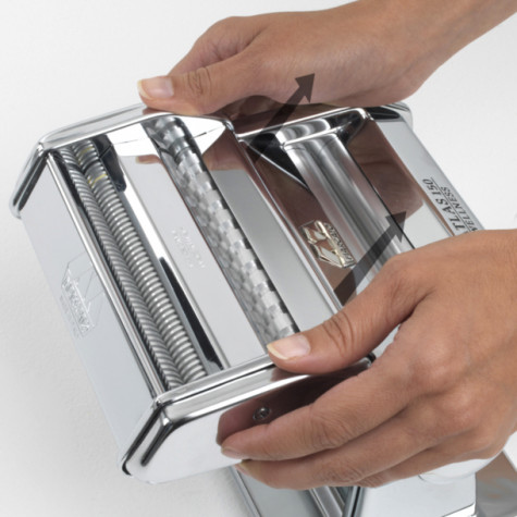 marcato Coffret machine à pâtes + 6 accessoires marcato