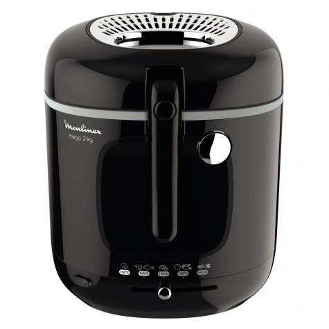 moulinex Friteuse 3,3l 1800w anti odeur noir moulinex