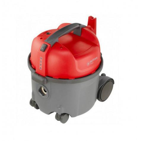 nilfisk Aspirateur cuve inox 8l 800w rouge/gris nilfisk
