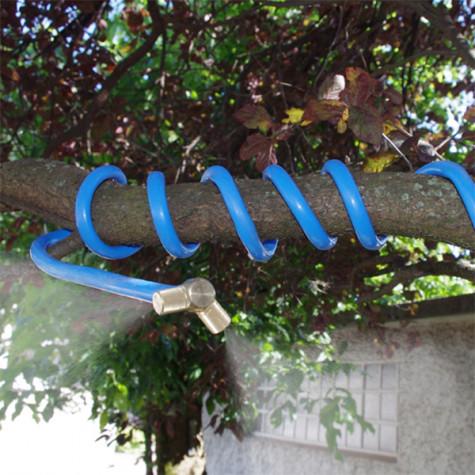 ofresh Brumisateur personnel à mémoire de forme bleu ofresh