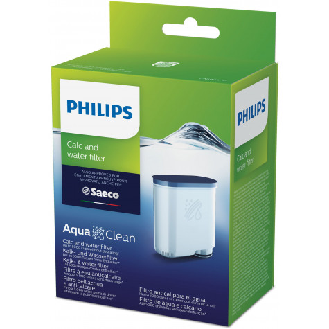 philips Filtre à eau anti-calcaire pour expresso philips