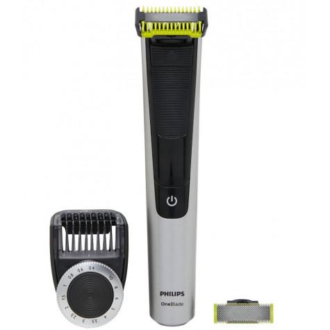 philips Tondeuse à barbe rechargeable étanche + 1 lame offerte philips