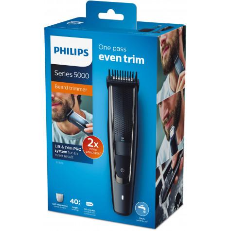 philips Tondeuse à barbe rechargeable étanche philips