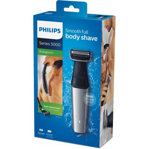 philips Tondeuse pour le corps rechargeable étanche philips