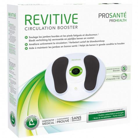 revitive Stimulateur circulatoire pour les jambes revitive