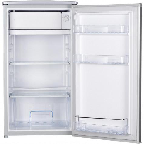 robby Réfrigérateur top 45cm 91l a+ silver robby