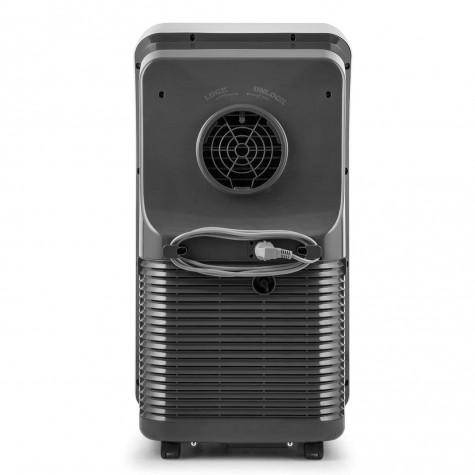 robby climatiseur mobile 2600w 26m2 avec kit fenêtre cfs9000kt