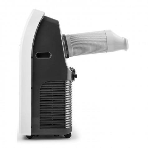 robby climatiseur mobile 3540w 36m2 avec kit fenêtre cfs12000kt