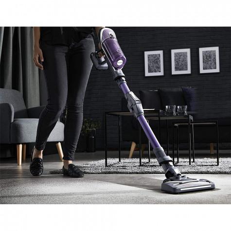rowenta Aspirateur balai rechargeable 22v violet rowenta